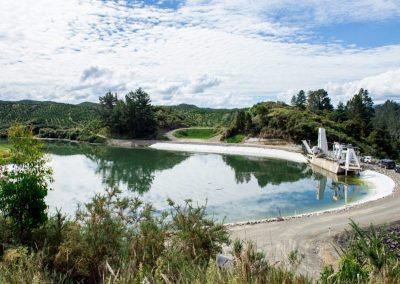 Aniwhenua Head Pond Remediation
