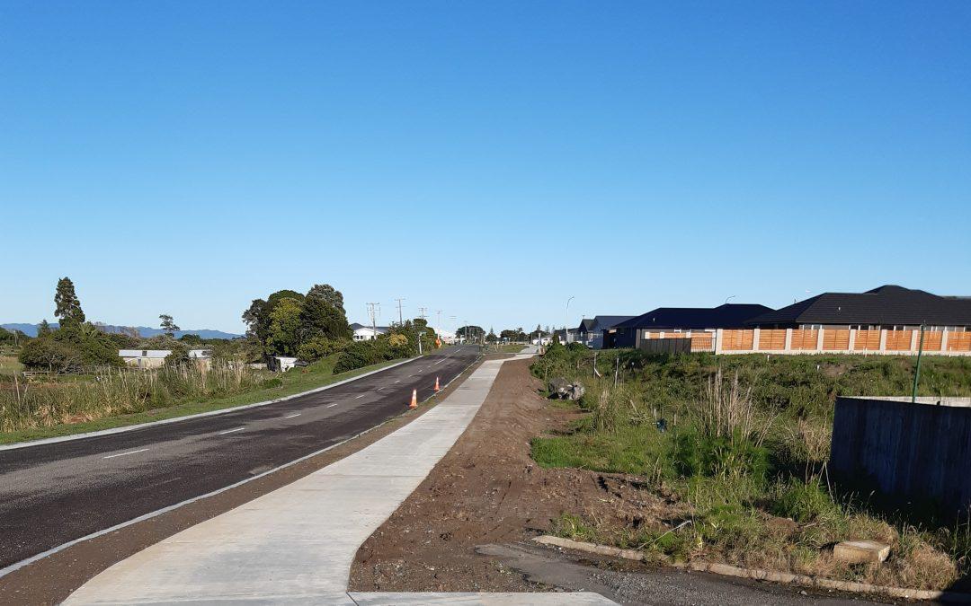 Bunyan Road Seal Extension